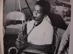 Willie Morris playing the sax.  It is interesting to know that he is a music professor in Ohio.  1976 - 1977