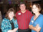 Carolyn Smith, Don Lancaster and Mary Matheis seem to be having a great time!